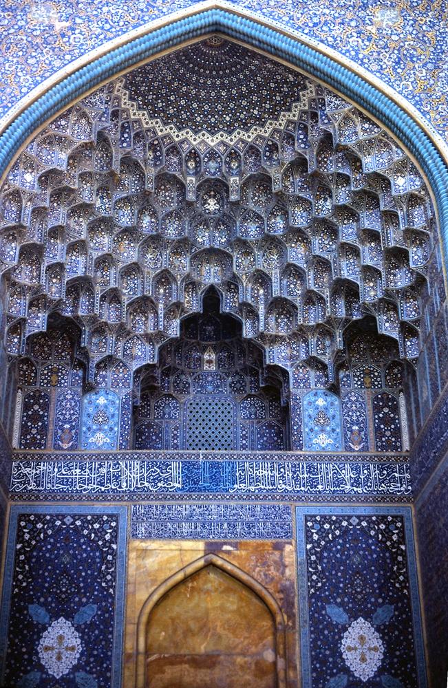 Freitagsmoshee Isfahan / Iran / 1973