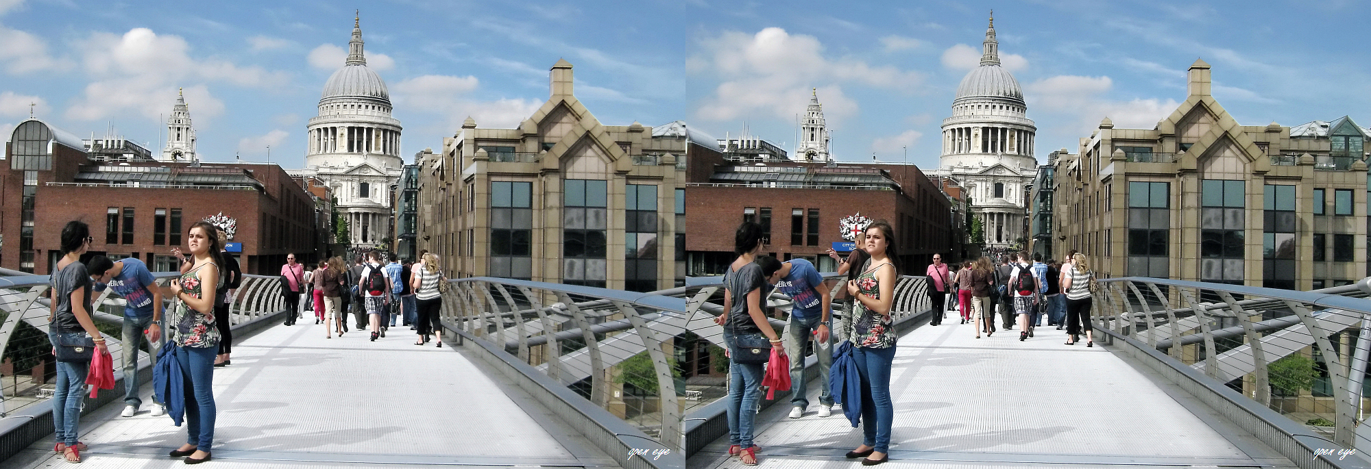 London Millennium BridgeMG_8440
